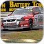 drive a v8 race car